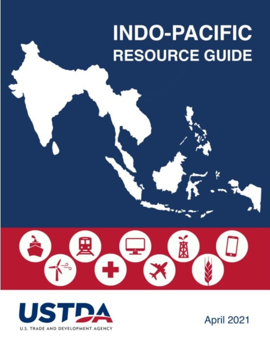 USTDA Indo-Pacific Resource Guide Cover Page