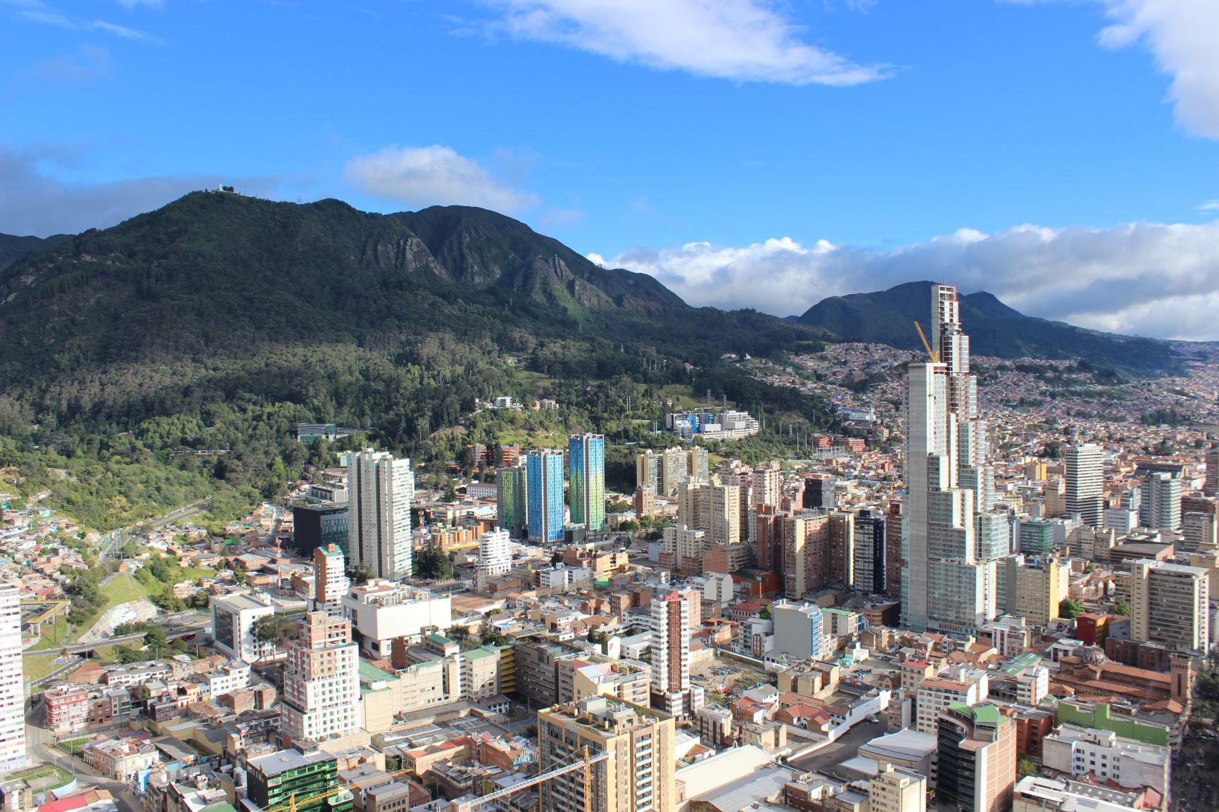 Image of Bogota Colombia
