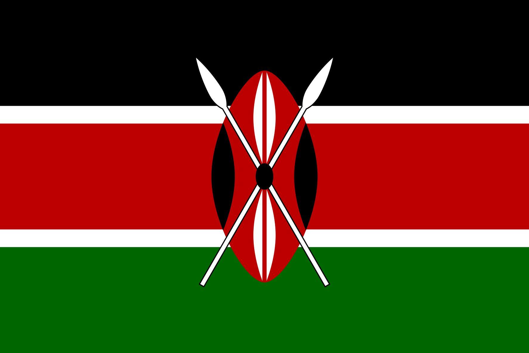 Flag of Kenya, GPI Partner Country