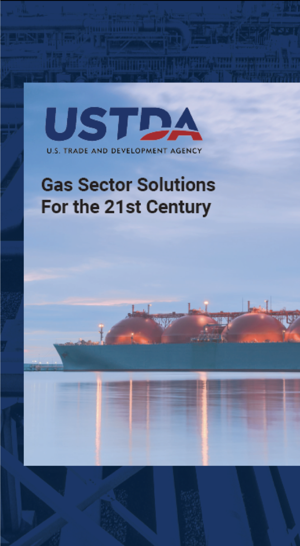 Gas Flyer Cover Page