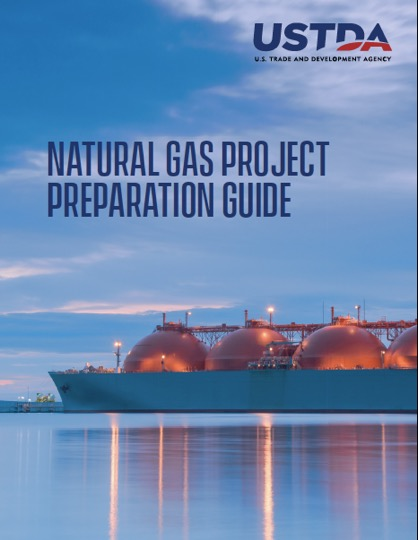 USTDA Gas Guide Cover Page
