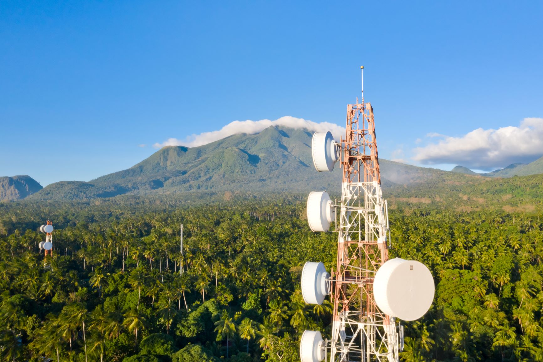 Photo of telecom infrastructure in the Philippines