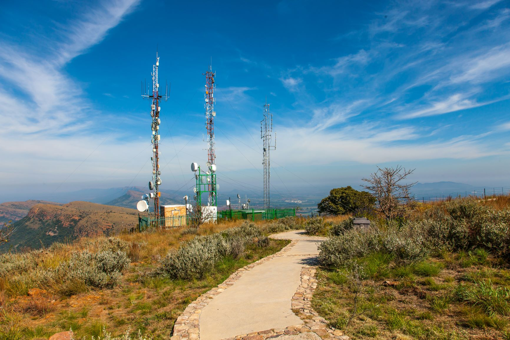 South Africa Cell Tower