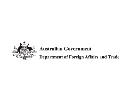 Australian Government - Department of Foreign Affairs and Trade logo