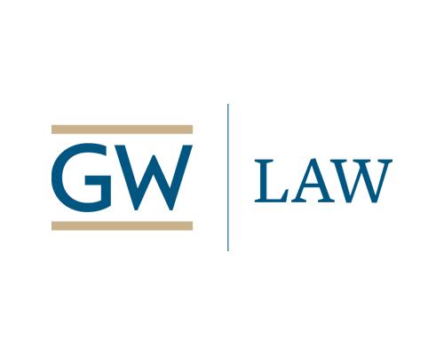 The George Washington University Government Procurement Law Program logo