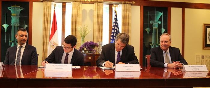 USTDA Signing 2
