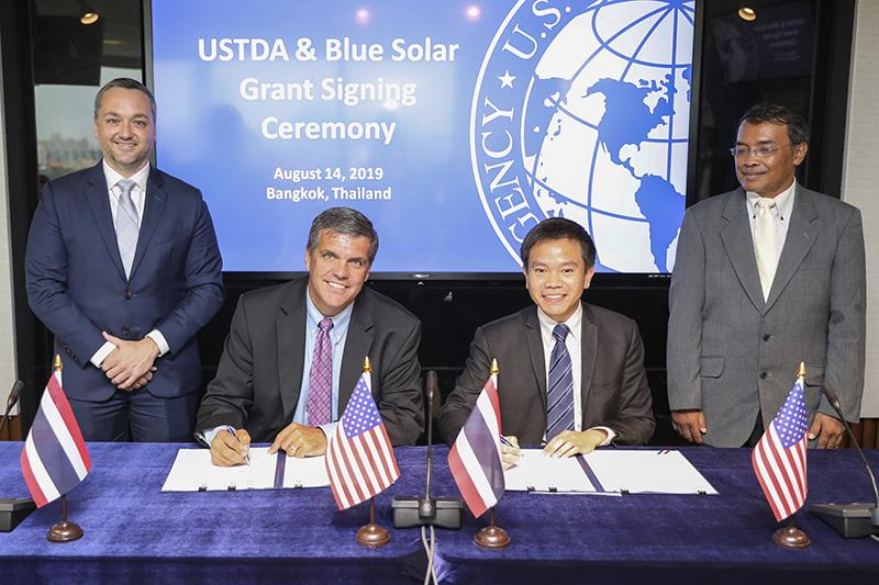 blue solar grant signing EDIT