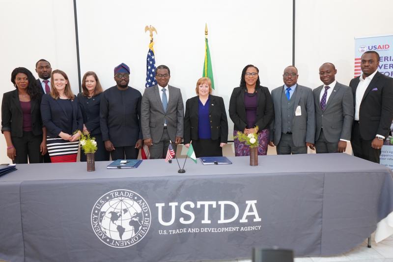 nigeria grant signing oct 2019