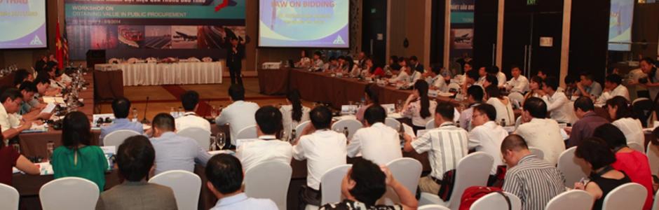 Training Procurement Officials in Vietnam